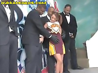 Cheerleader for Black Men
