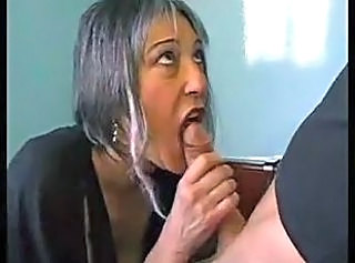 Blowjob French Mature