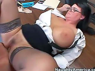 BBW Glasses Stockings