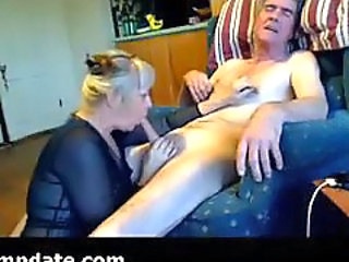 Blowjob Granny Homemade Mature