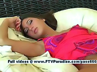 Amazing Babe Sleeping