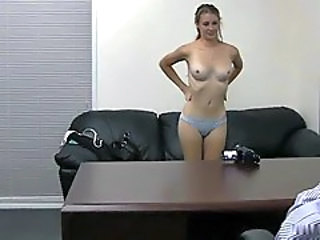 Yummy tart fucked and facialized in office