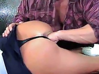 Fisting a mature before wild anal sex
