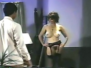 Vintage skilful milf gave head