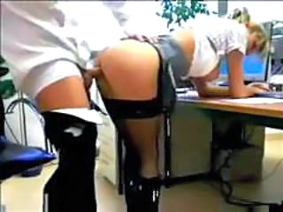 Doggystyle Office Secretary Stockings