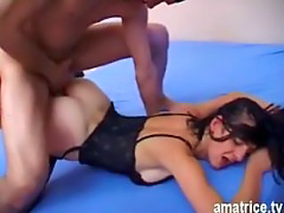 Mature Fucked In Stockings