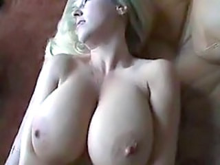 Blonde Busty Wife Get Home Fucking And Facial
