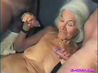 90 yr old granny fucked in a hotel