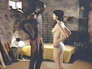 Brunette Interracial Vintage