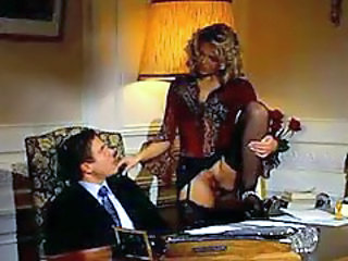Blonde Cumshot Hairy Stockings Vintage