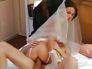 Sexy Bride Rides A Big French Cock By Fra1 Sex Tubes
