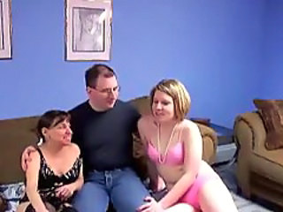 Bi MILFs Get Banged By One Stud