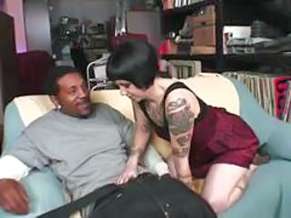 Gothic tattooed vs midget - monster bbc - ds & sm  - jb$r
