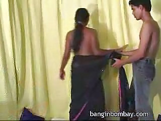 Indian amateur chick strip
