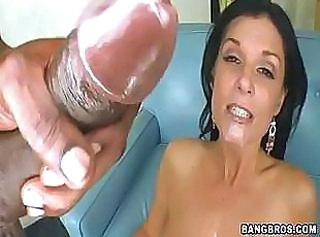Cumshot Indian Mature