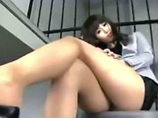 Sexy Pantyhose Nylon Stockings Girl 10