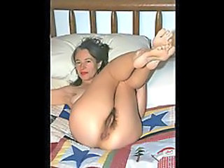 Granny Hairy Mature Pussy