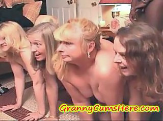 Home Movies of a GRANNY Swingers Party