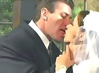Bride Kissing Virgin
