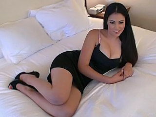Amazing Babe Big Tits Brunette Long hair Teen