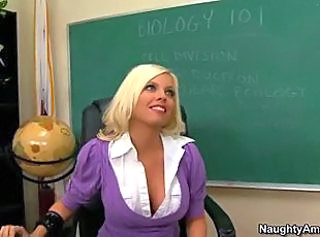 My teacher Mrs. Britney Amber