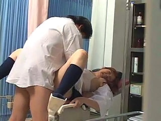Asian Doctor Forced Japanese