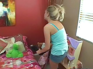 Babysitter Blonde Teen