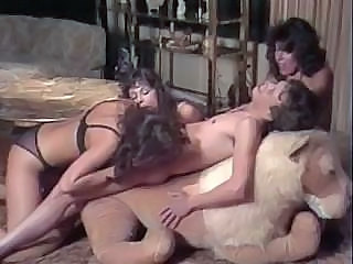 Blowjob Groupsex Lingerie Vintage