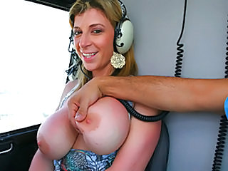 Can her score on this bigtits...