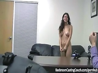 Brunette Casting Long hair