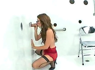 Gloryhole jessica Young