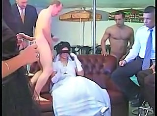 Bride Groupsex Hardcore