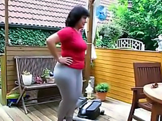 BBW Mature Outdoor