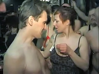 "Birthday in the swinger club"" target=""_blank"