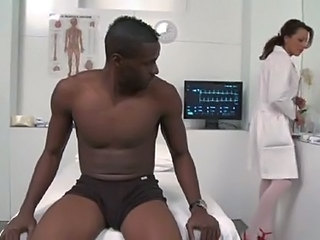 Doctor Interracial Pornstar