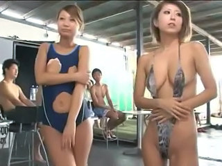 Kinky Japanese Game Show part 2 of 3 (censored)
