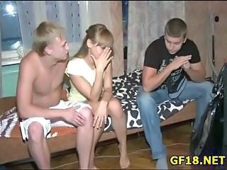 Blonde Cuckold Russian