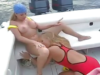 They Eat Pussy On A Boat