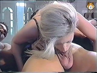Blonde Deepthroat Hardcore