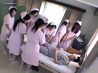 Asian Groupsex Nurse