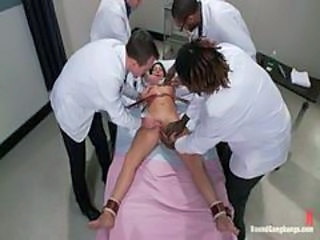Bondage Doctor Groupsex