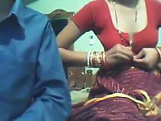 Amateur Homemade Indian Webcam