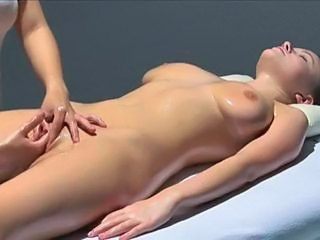 Massage Naturel Huilé Orgasme
