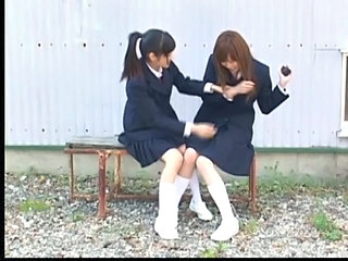 Schoolgirls Time Stop Part VIII