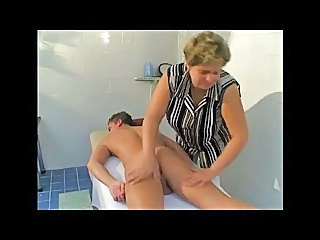 Big Tits Massage Mature Mom Old and Young
