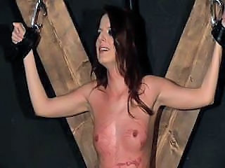 Bdsm Bondage Brunette Fetish Pain Spanking