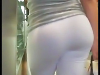 Asses Tight Shorts Jeans Butts Gym 47
