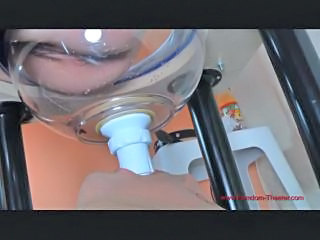 Bdsm Fetish Pissing Toilet
