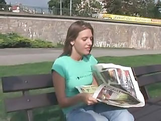 Dutch Boys Pay Money To Poor  Girl For S...