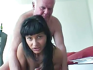 Grandpa Gets To Fuck A Teen! Part 2